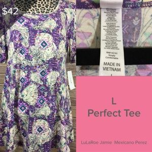 Lularoe perfect tee Disney princess